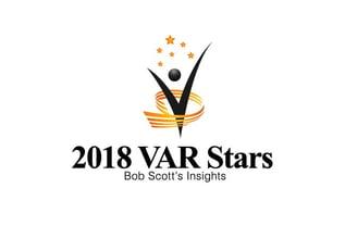 2018 VAR Stars