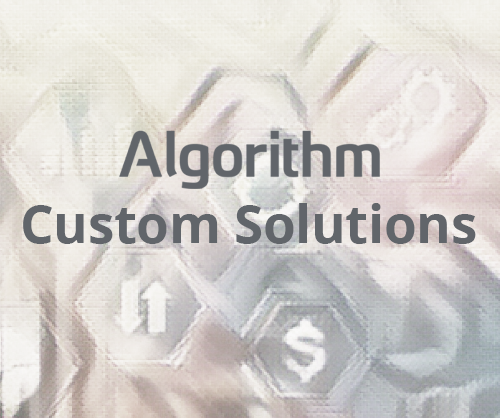 Algorithm ERP custom solutions