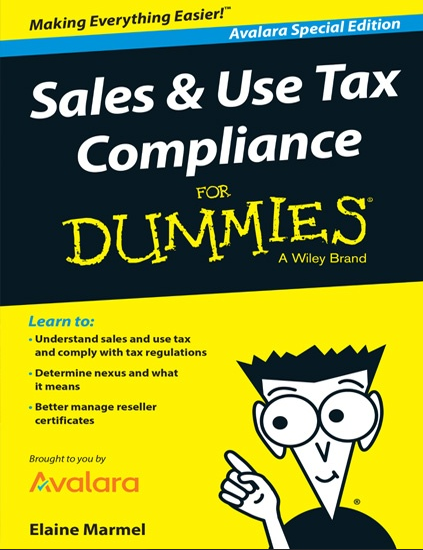 Sales a& Use Tax Compliance for Dummies