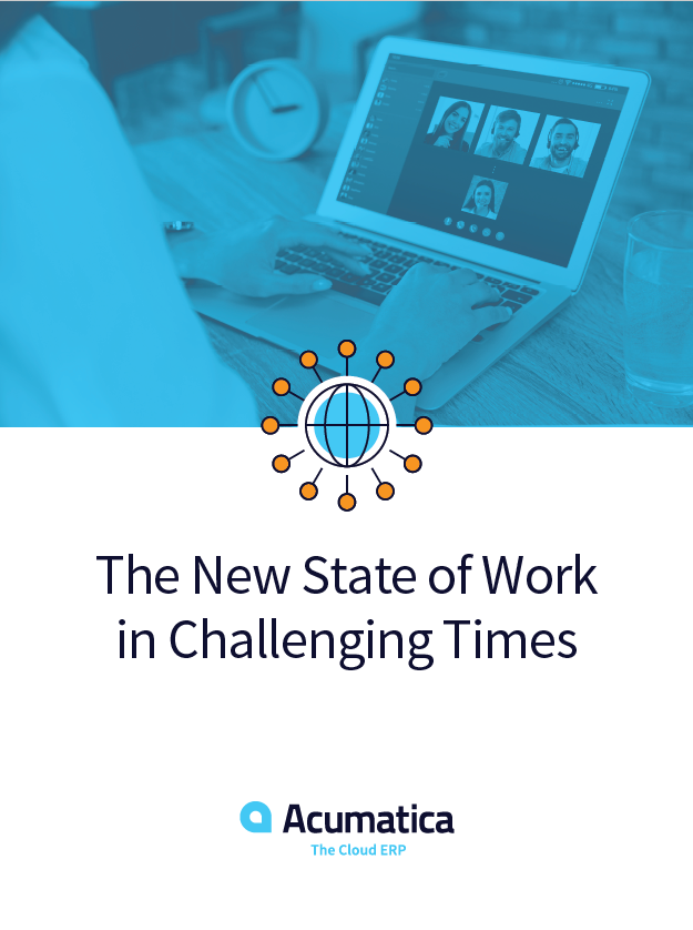 The New State of Work in Challeging Times