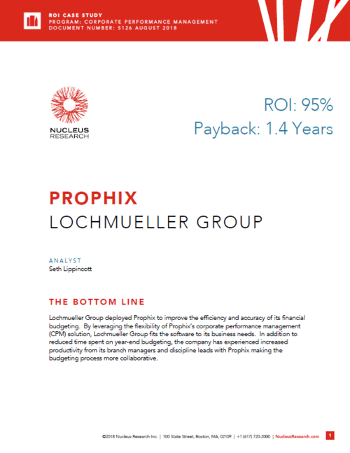 ROI: 95%  Payback: 1.4 Years