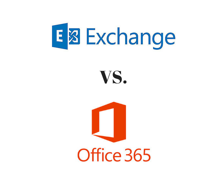 Microsoft Exchange 2016 vs  Office 365: Email Showdown